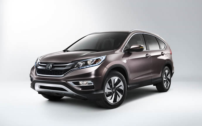 2015 Honda CR-V for Sale in Sumner at Honda of Fife