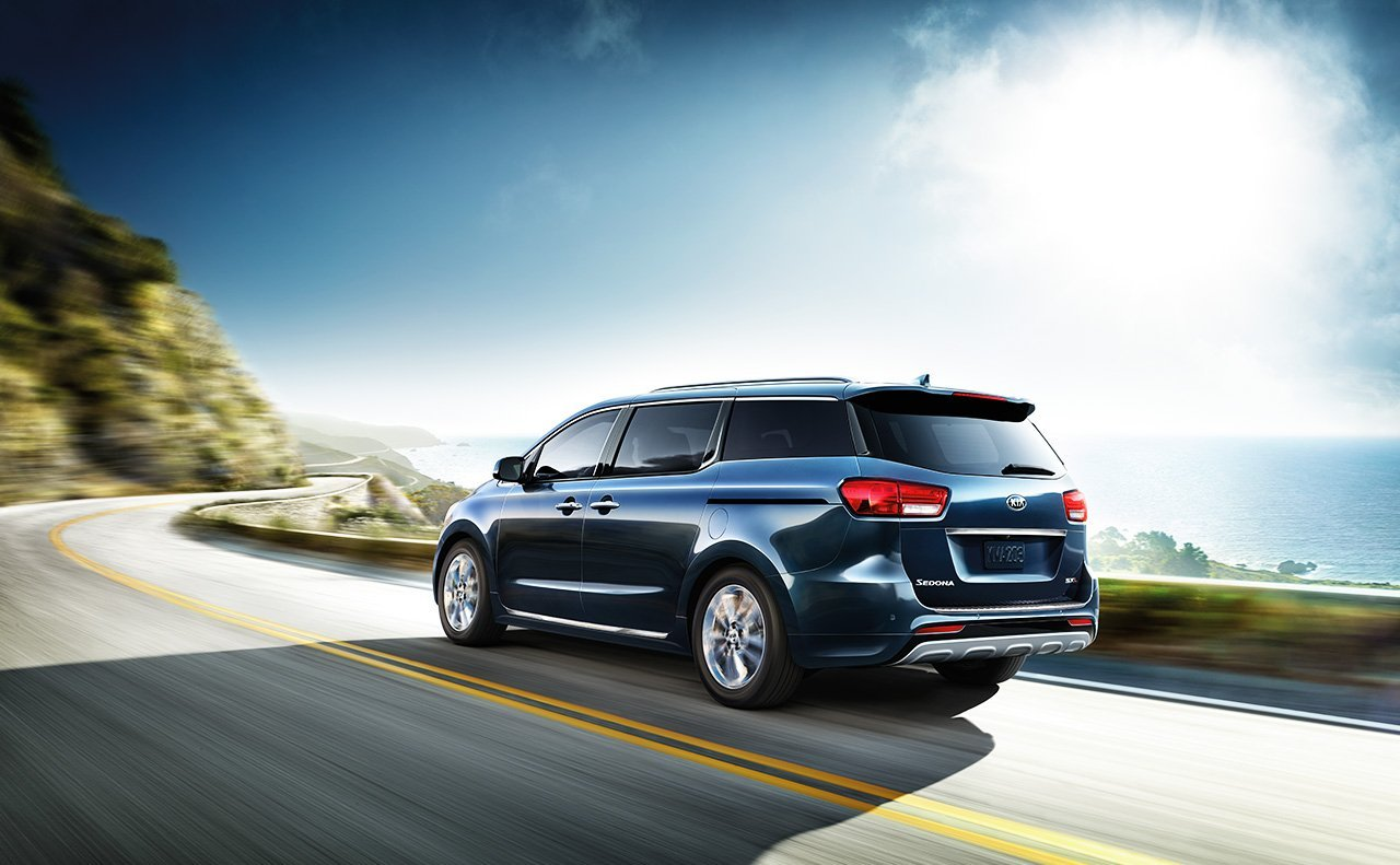 2016 Kia Sedona for Sale near Tacoma at Kia of Puyallup