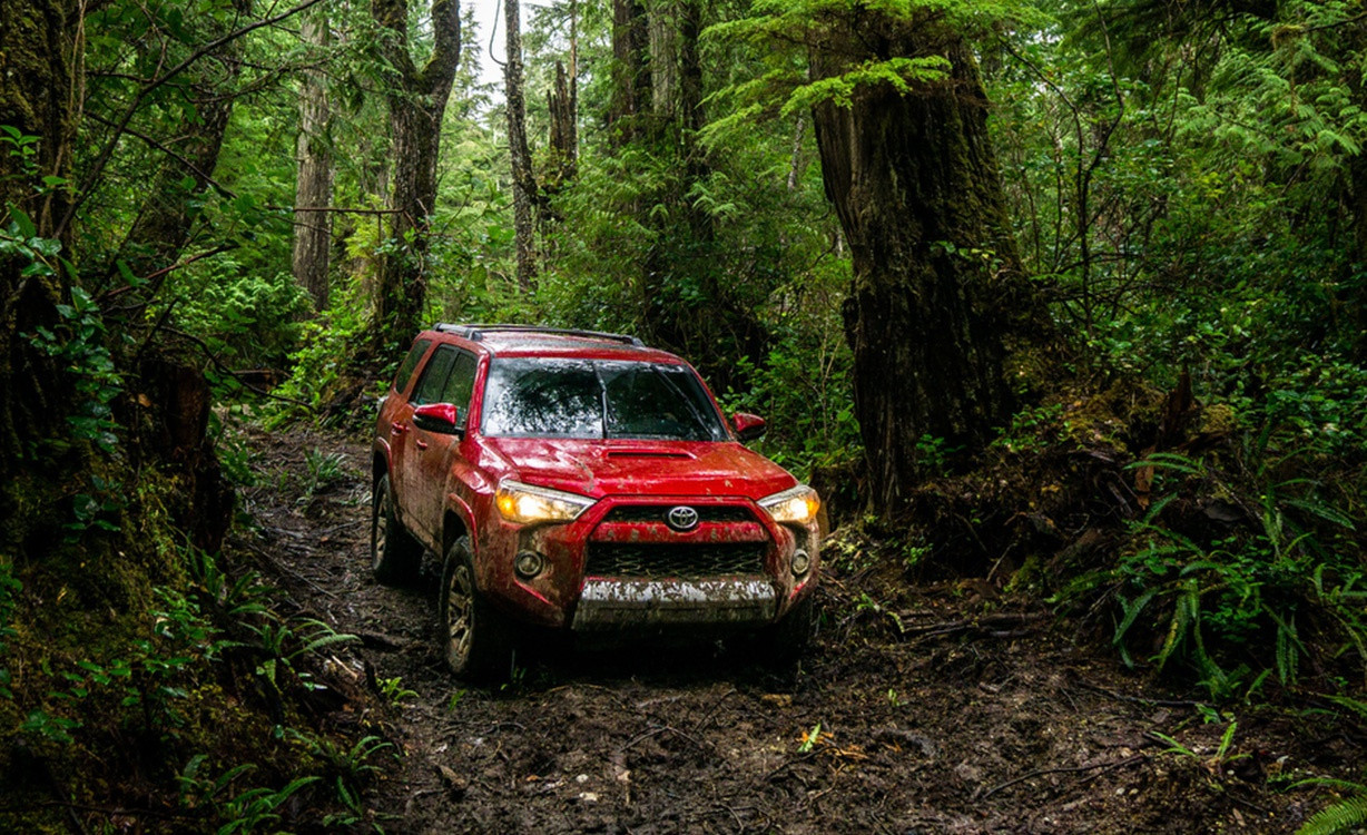 2016 Toyota 4Runner in Tacoma at Toyota of Tacoma