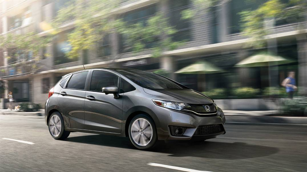 2016 Fit in Reno at Michael Hohl Honda