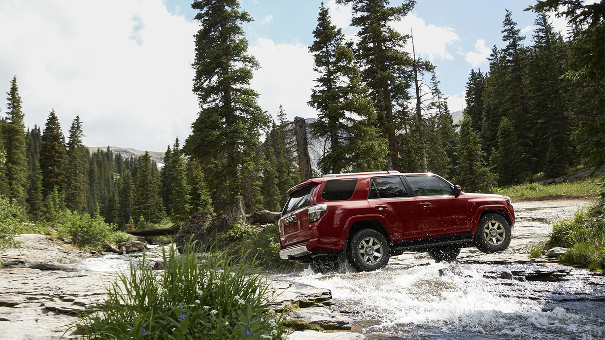 2016 Toyota 4Runner for Sale near Kennewick at Toyota of Moses Lake Washington