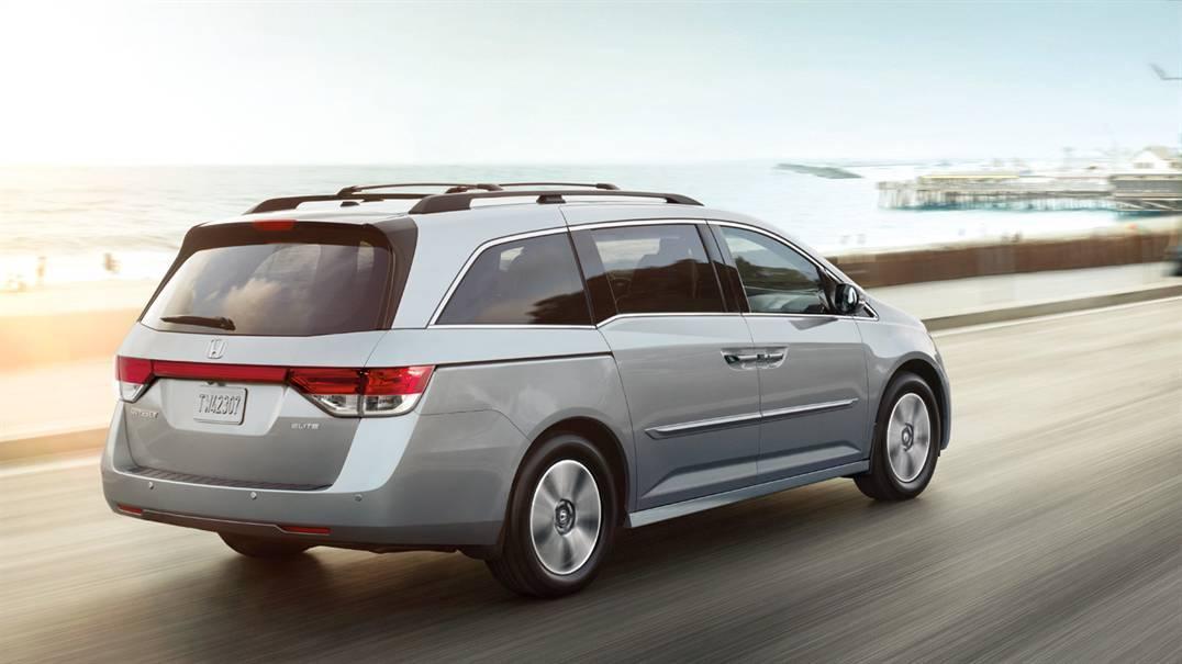 2016 Honda Odyssey for Sale in Sumner at Honda of Fife