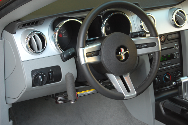 Auto Hand Controls in Tacoma at Absolute Mobility Center