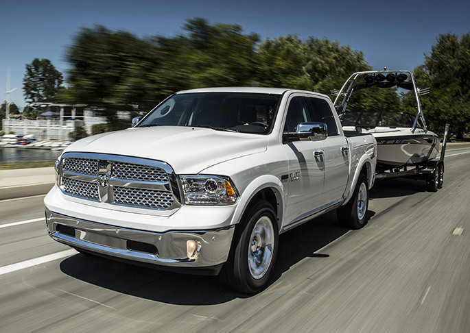 2015 Ram Trucks near Knoxville at Farris Motor Company