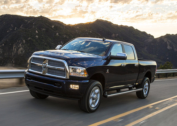 2015 Ram 2500 near Knoxville at Farris Motor Company