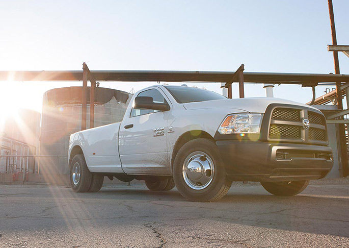 2015 Ram 3500 near Knoxville at Farris Motor Company