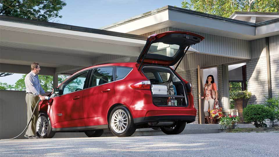 2016 Ford C-Max in Spokane at Gus Johnson Ford