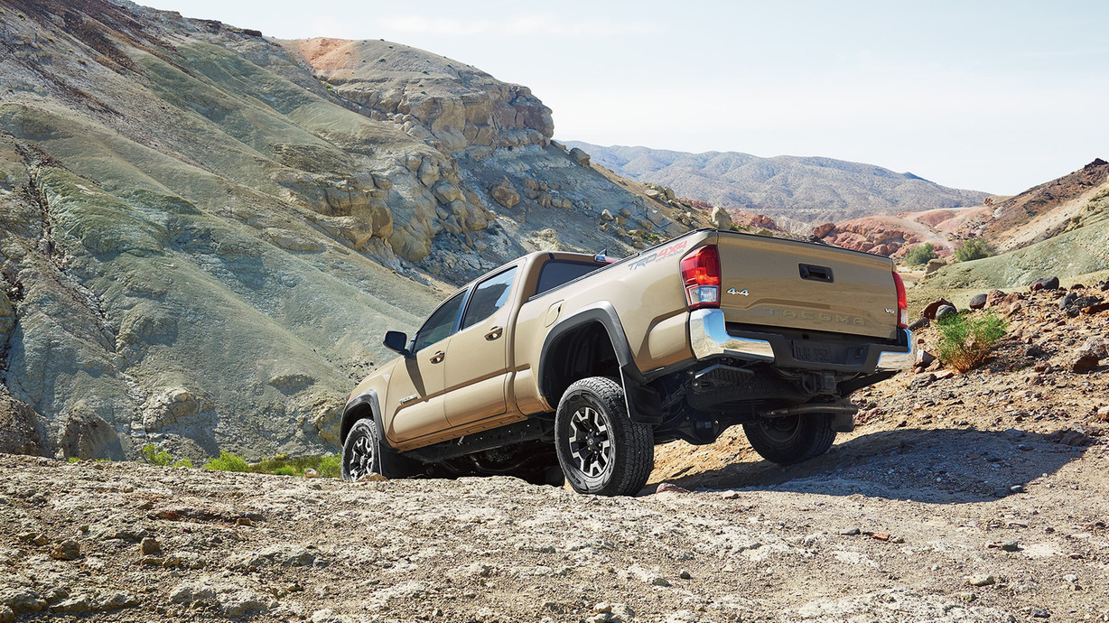 2016 Toyota in Tacoma at Toyota of Tacoma