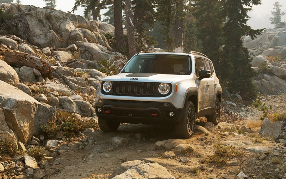 2015 Jeep Renegade for Sale near Olympia at Larson Chrysler Jeep Dodge Ram