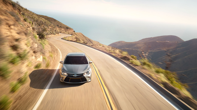 2016 Toyota Camry Hybrid for Sale near Spokane at Toyota of Yakima Union Gap Washington