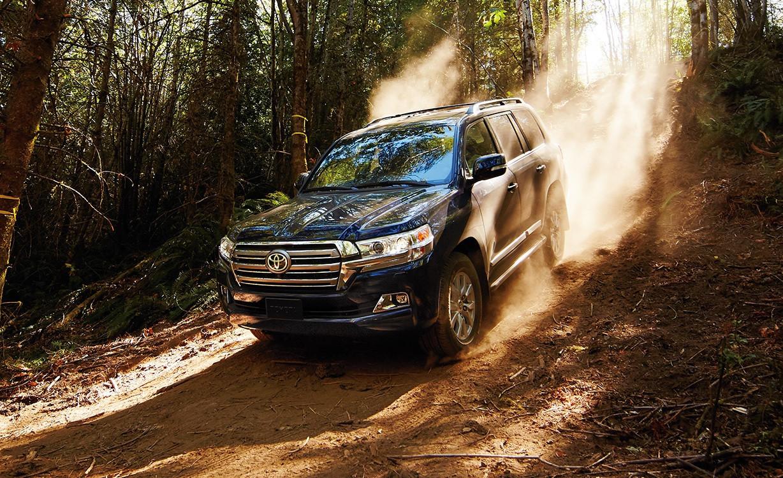 2016 Toyota Land Cruiser for Sale near Spokane at Toyota of Yakima Union Gap Washington