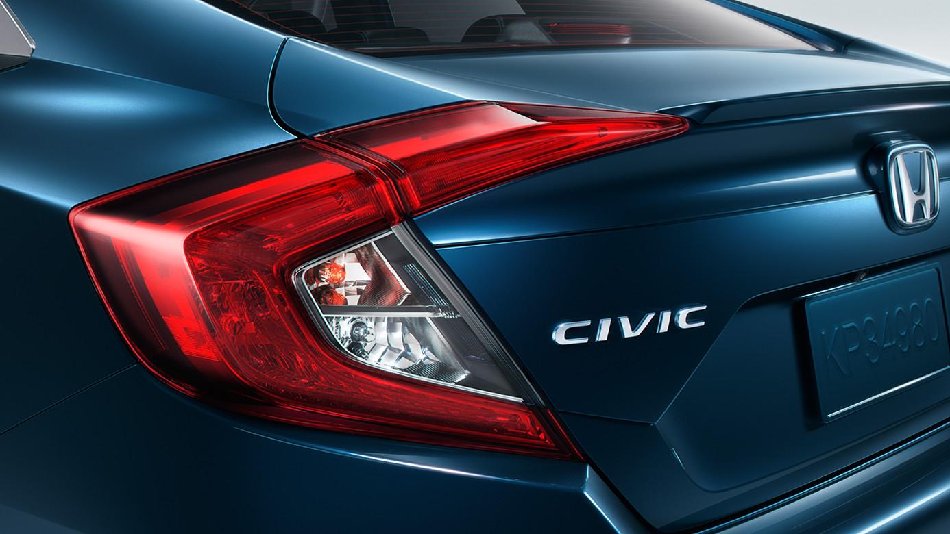 2016 Honda Civic for Sale in Sumner at Honda of Fife