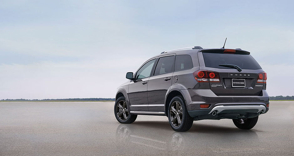 2016 Dodge Journey near Knoxville at Farris Motor Company