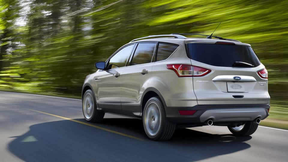 New 2016 Ford Escape in Spokane at Gus Johnson Ford