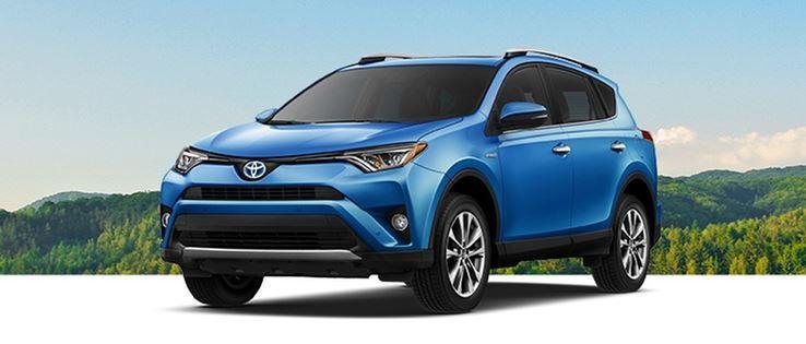 2016 Toyota RAV4 Hybrid for Sale near Everett at Magic Toyota