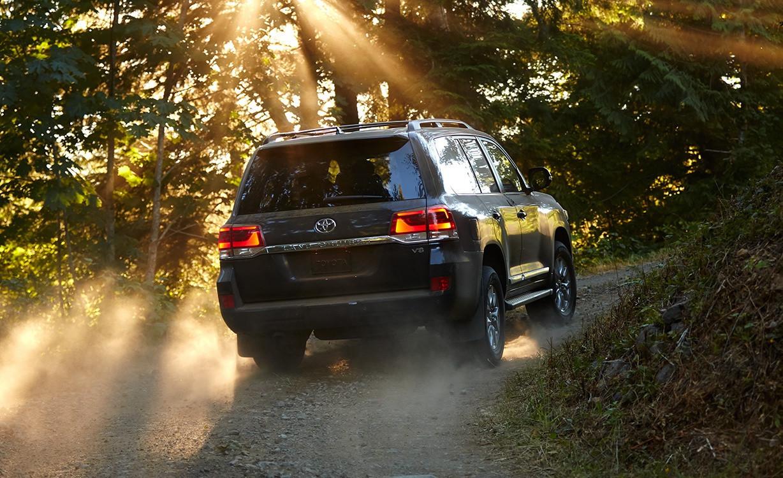 2016 Toyota Land Cruiser for Sale in Auburn at Doxon Toyota