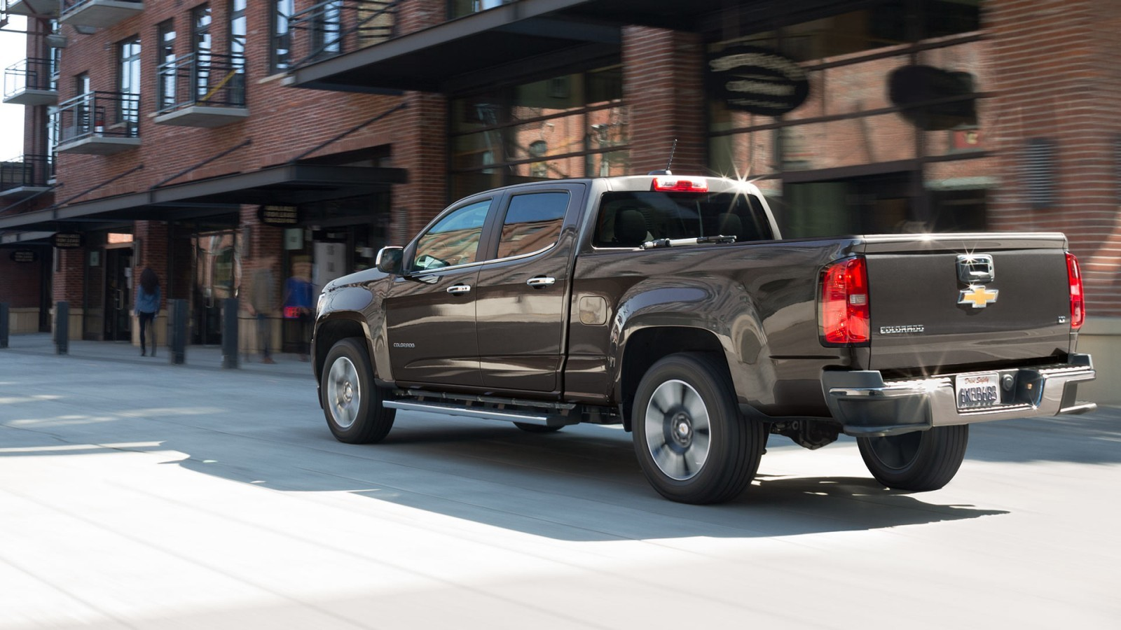 2016 Chevy Colorado near Seattle at Chuck Olson Chevrolet