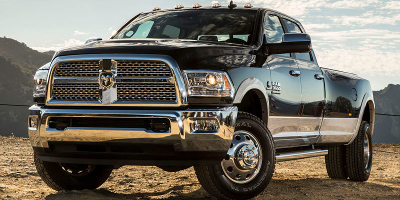 2016 Ram 3500 for Sale in Tacoma at Larson Chrysler Jeep Dodge Ram