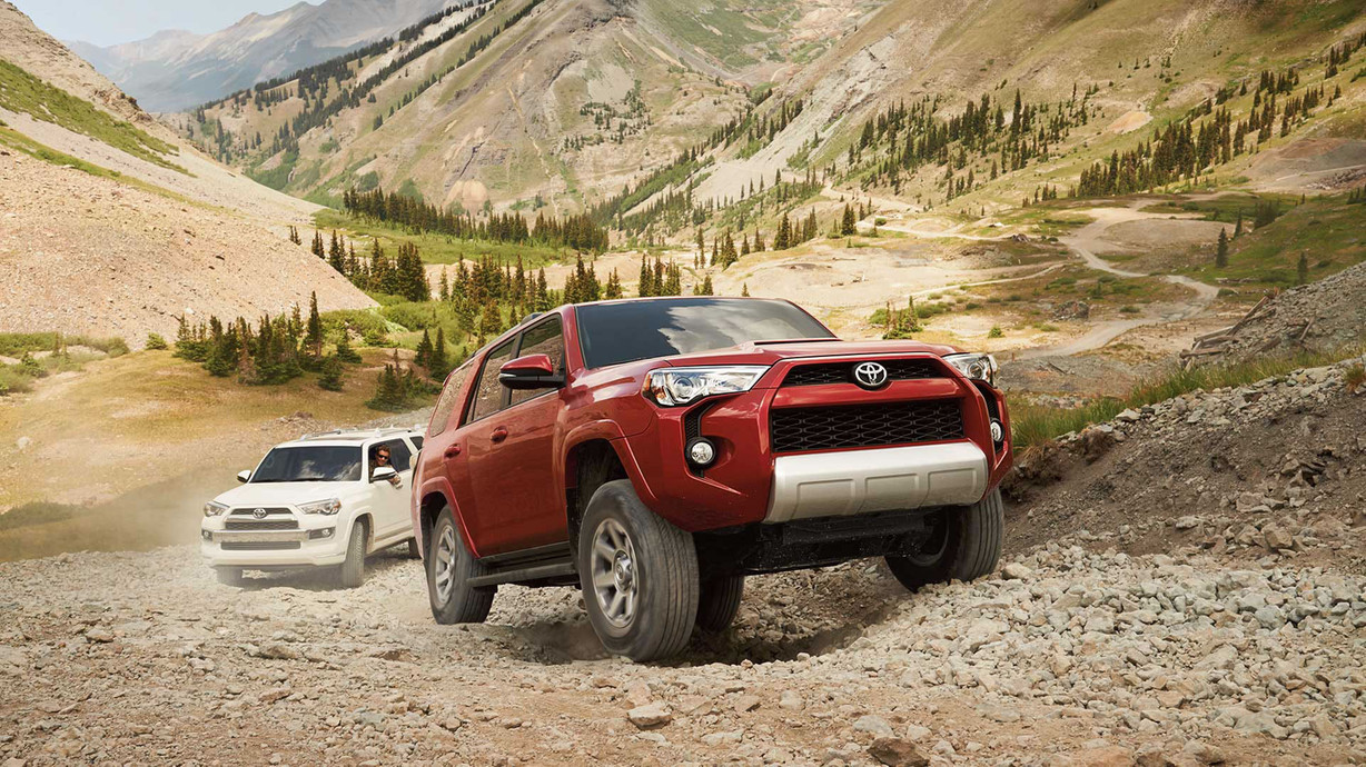 2016 Toyota 4Runner for Sale near Richland at Toyota of Moses Lake Washington