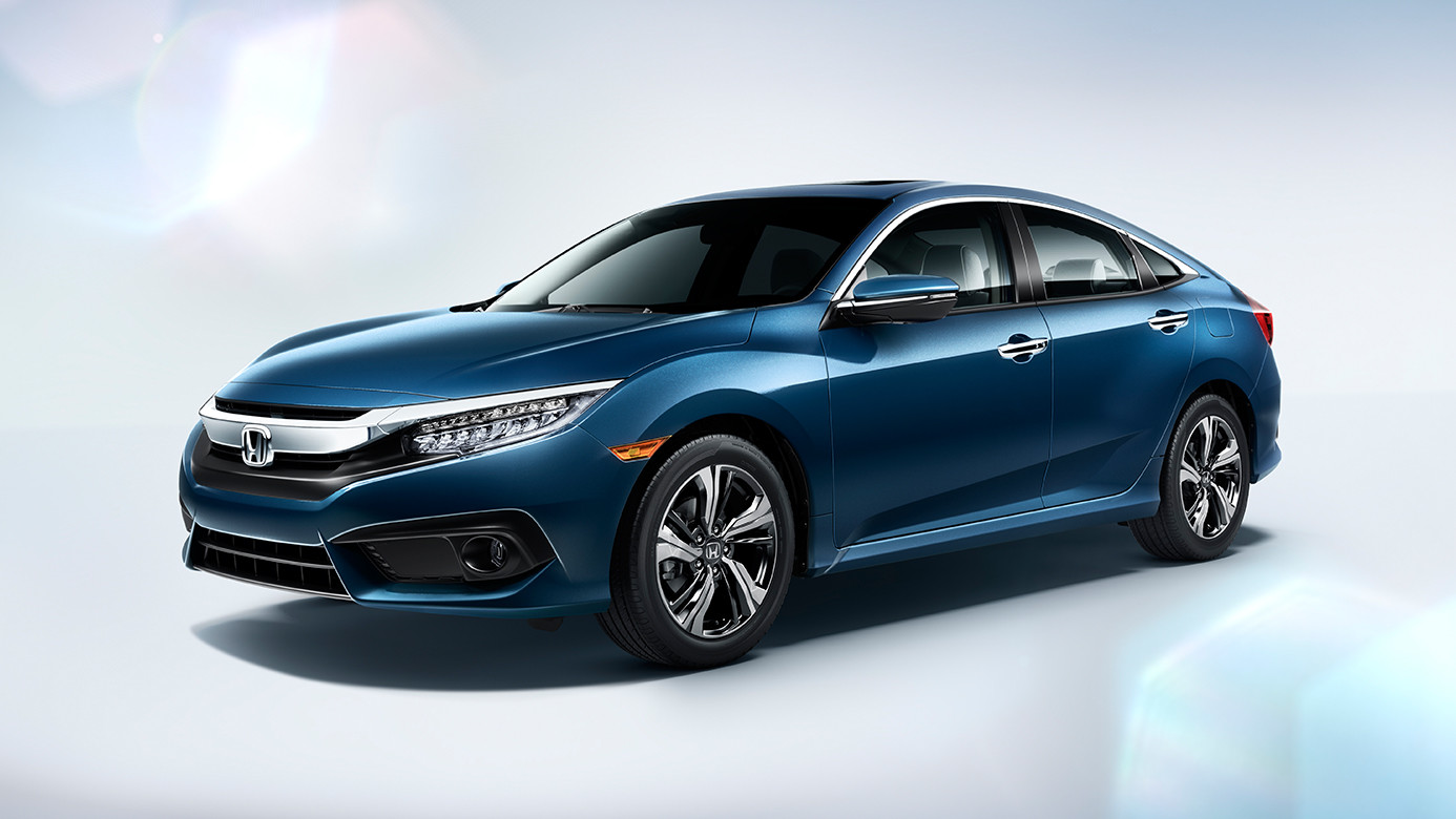 2016 Honda Civic near Pasco at Honda of Moses Lake
