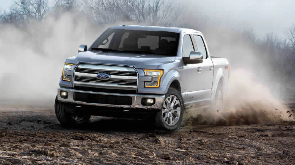 2016 Ford F-150 for Sale near Fruitland at Gentry Ford - Ontario