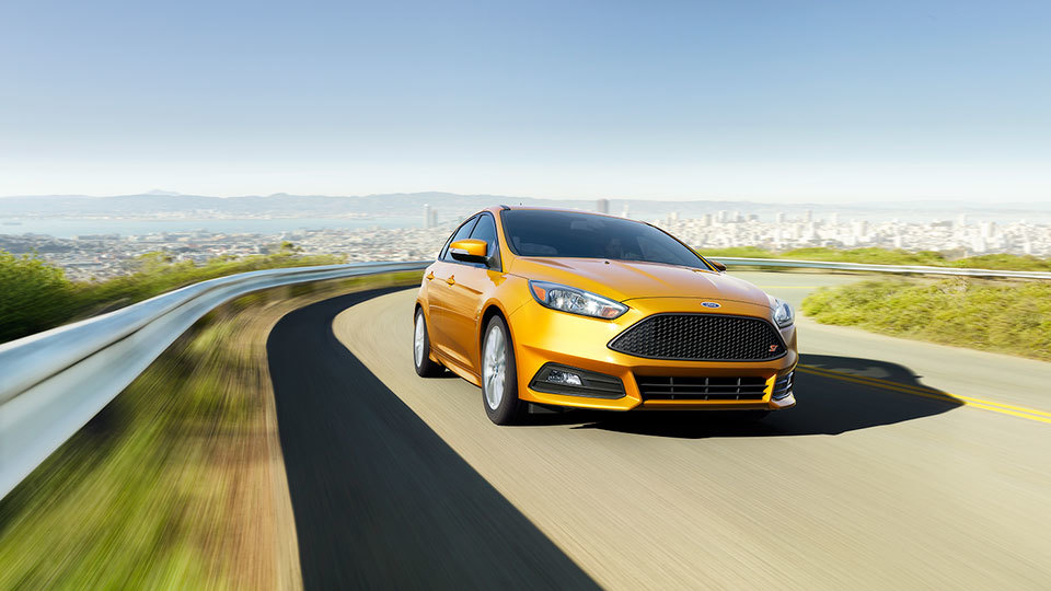 2016 Ford Focus ST for Sale near Fruitland at Gentry Ford - Ontario