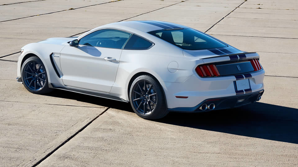 2016 Ford Mustang Shelby GT350 for Sale in Ontario at Gentry Ford - Ontario