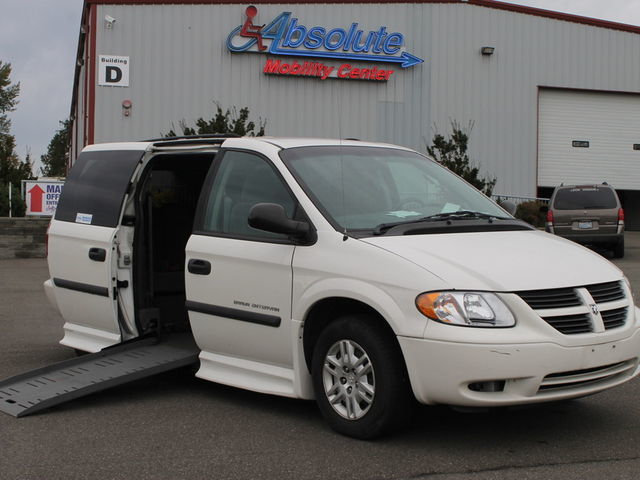 Dodge Wheelchair Vans for Sale by Owner in Woodinville at Absolute Mobility Center
