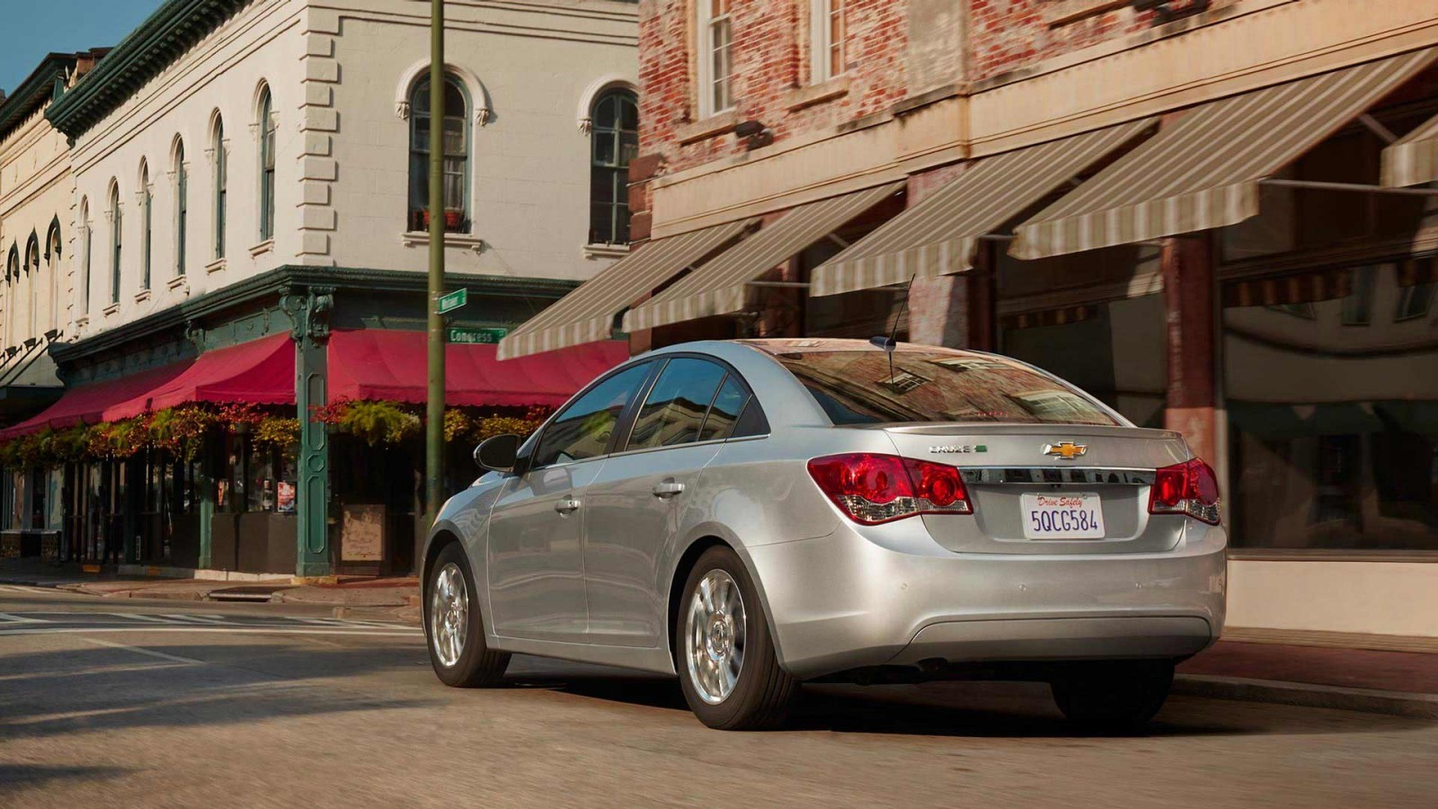 2016 Chevy Cruze Limited near Seattle at Chuck Olson Chevrolet