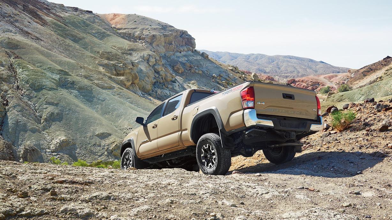 2016 Toyota Tacoma for Sale near Ephrata at Toyota of Yakima Union Gap Washington