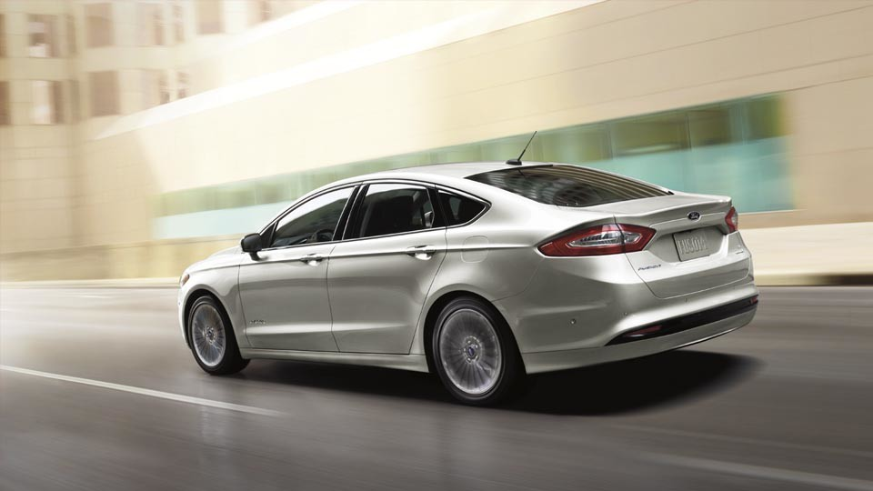 New 2016 Ford Fusion Hybrid in Spokane at Gus Johnson Ford