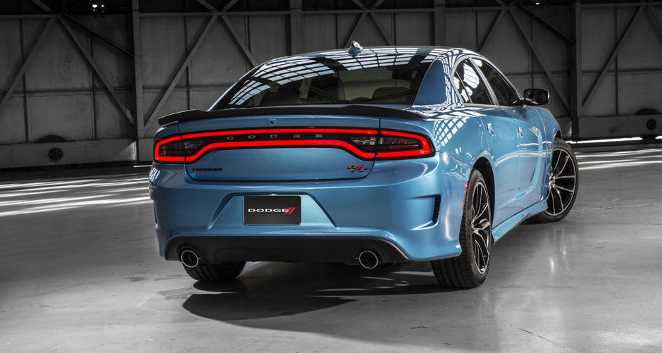 2016 Dodge Charger near Knoxville at Farris Motor Company