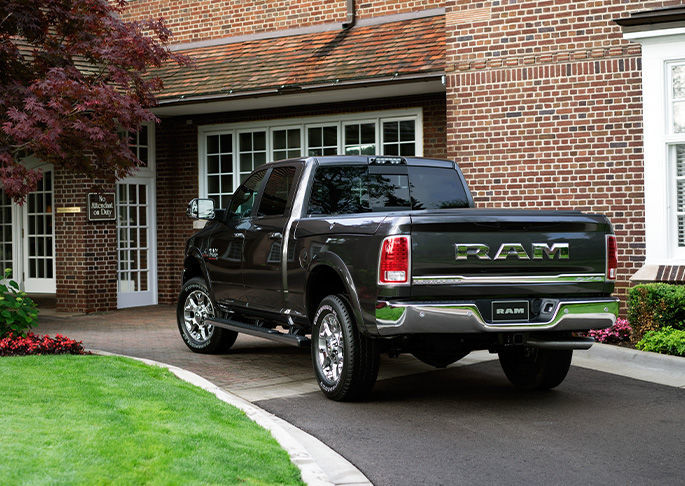 2016 Ram 2500 near Knoxville at Farris Motor Company