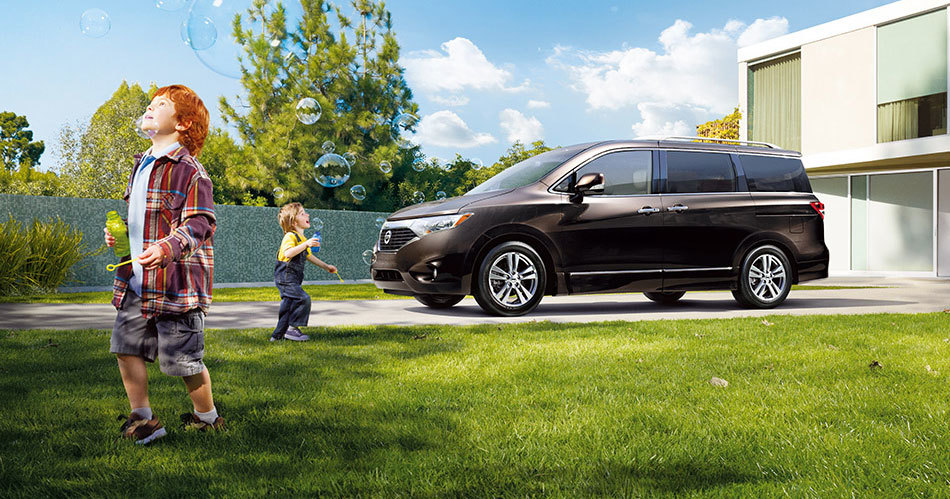 Find your next family vehicle at Windsor Nissan