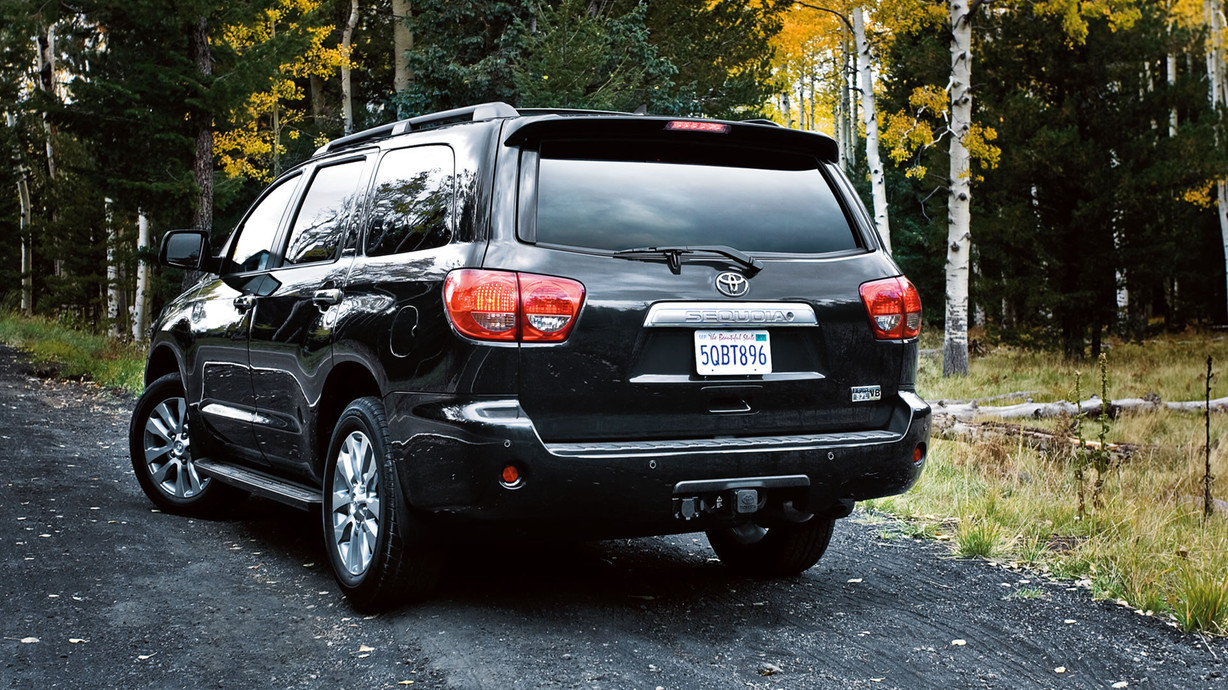 2016 Toyota Sequoia for Sale near Seattle at Magic Toyota