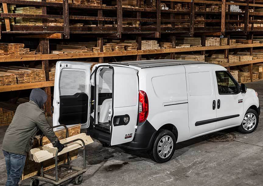 2016 Ram ProMaster City Wagon for Sale in Tacoma at Larson Chrysler Jeep Dodge Ram