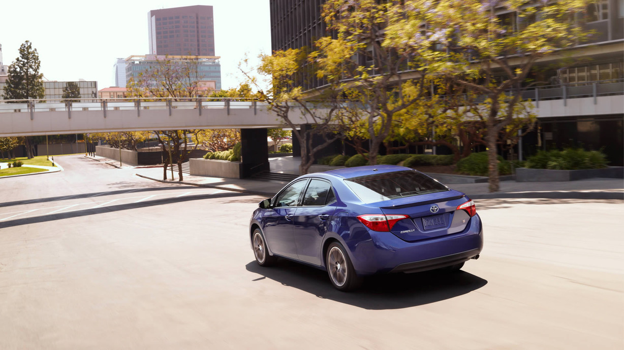 2016 Toyota Corolla for Sale near Lynnwood at Magic Toyota