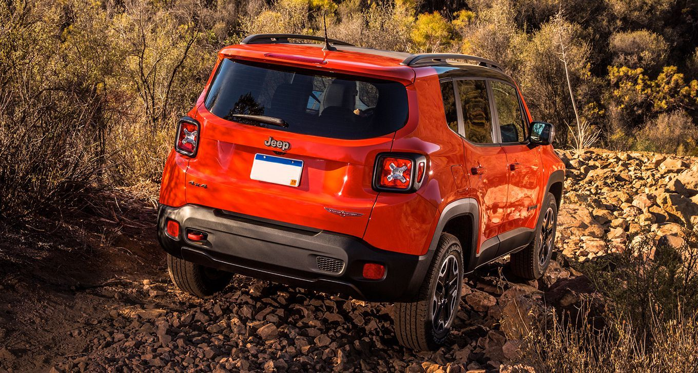2016 Jeep Renegade by Knoxville at Farris Motor Company