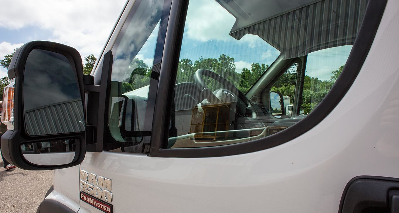 2016 Ram ProMaster Chassis Cab near Knoxville at Farris Motor Company
