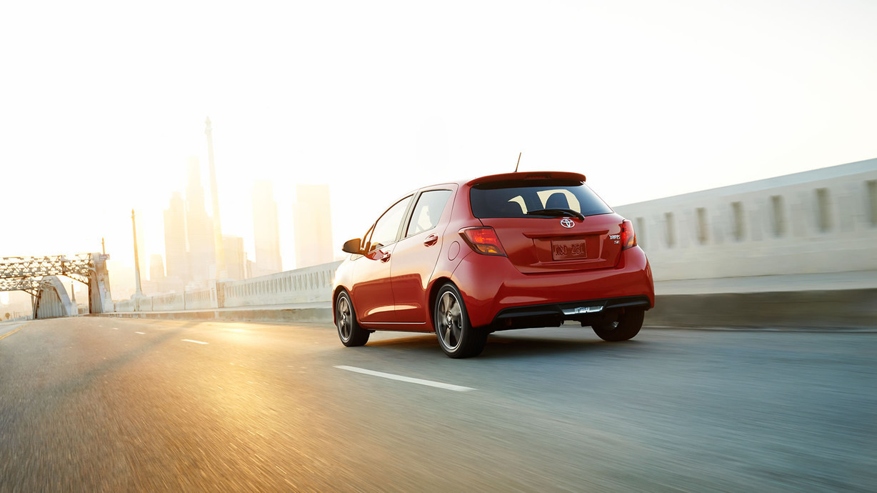 2016 Toyota Yaris for Sale near Kennewick at Toyota of Moses Lake