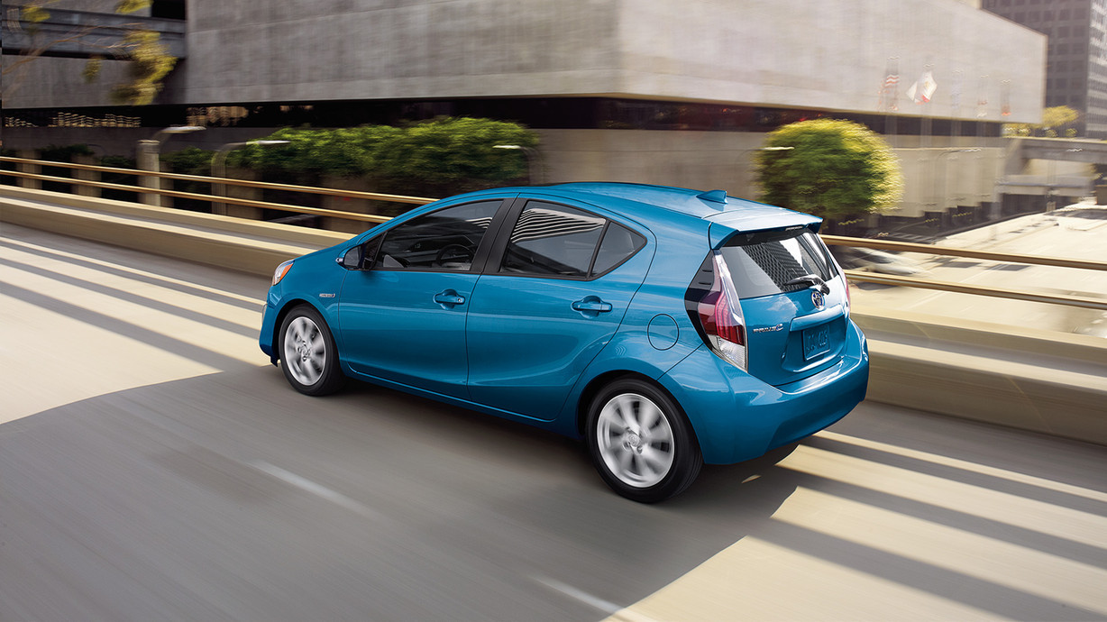 2016 Toyota Prius c for Sale near Kennewick at Toyota of Moses Lake