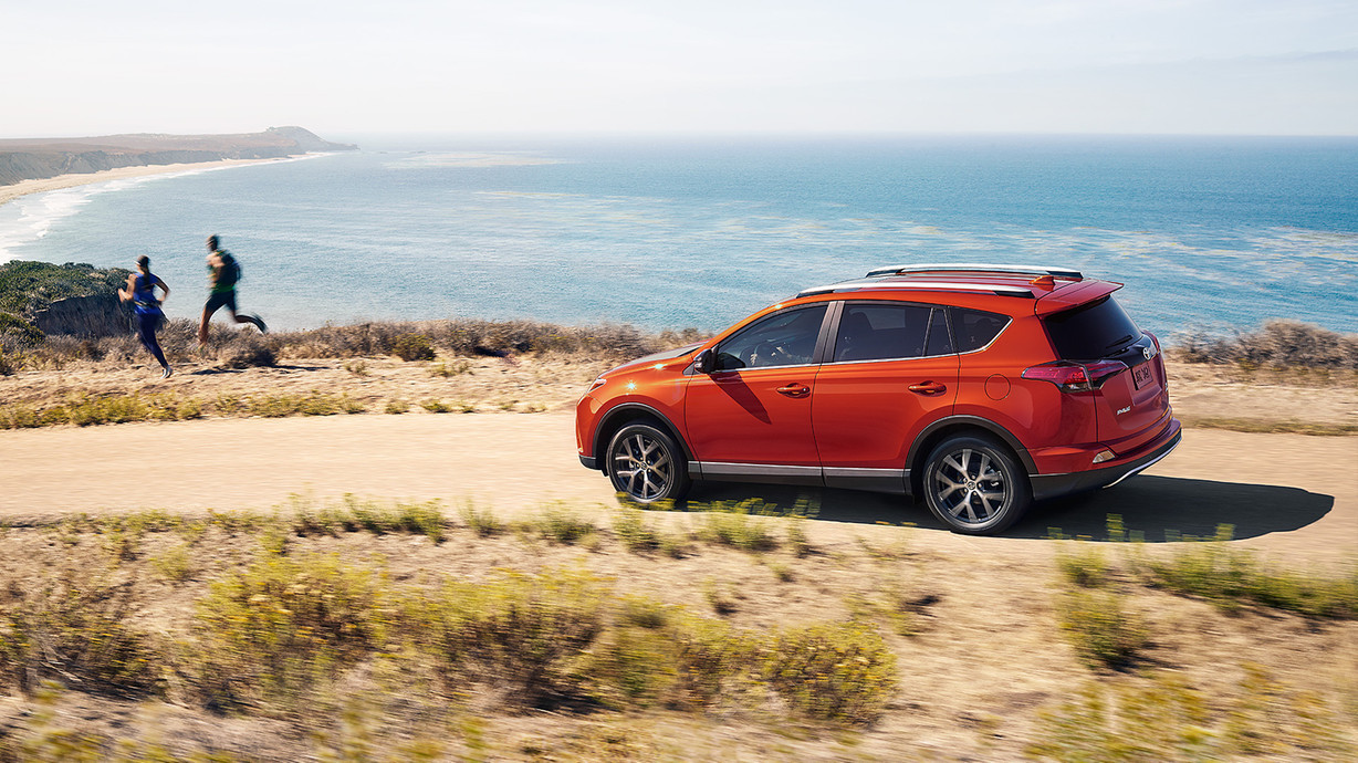 2016 Toyota RAV4 for Sale near Kennewick at Toyota of Moses Lake