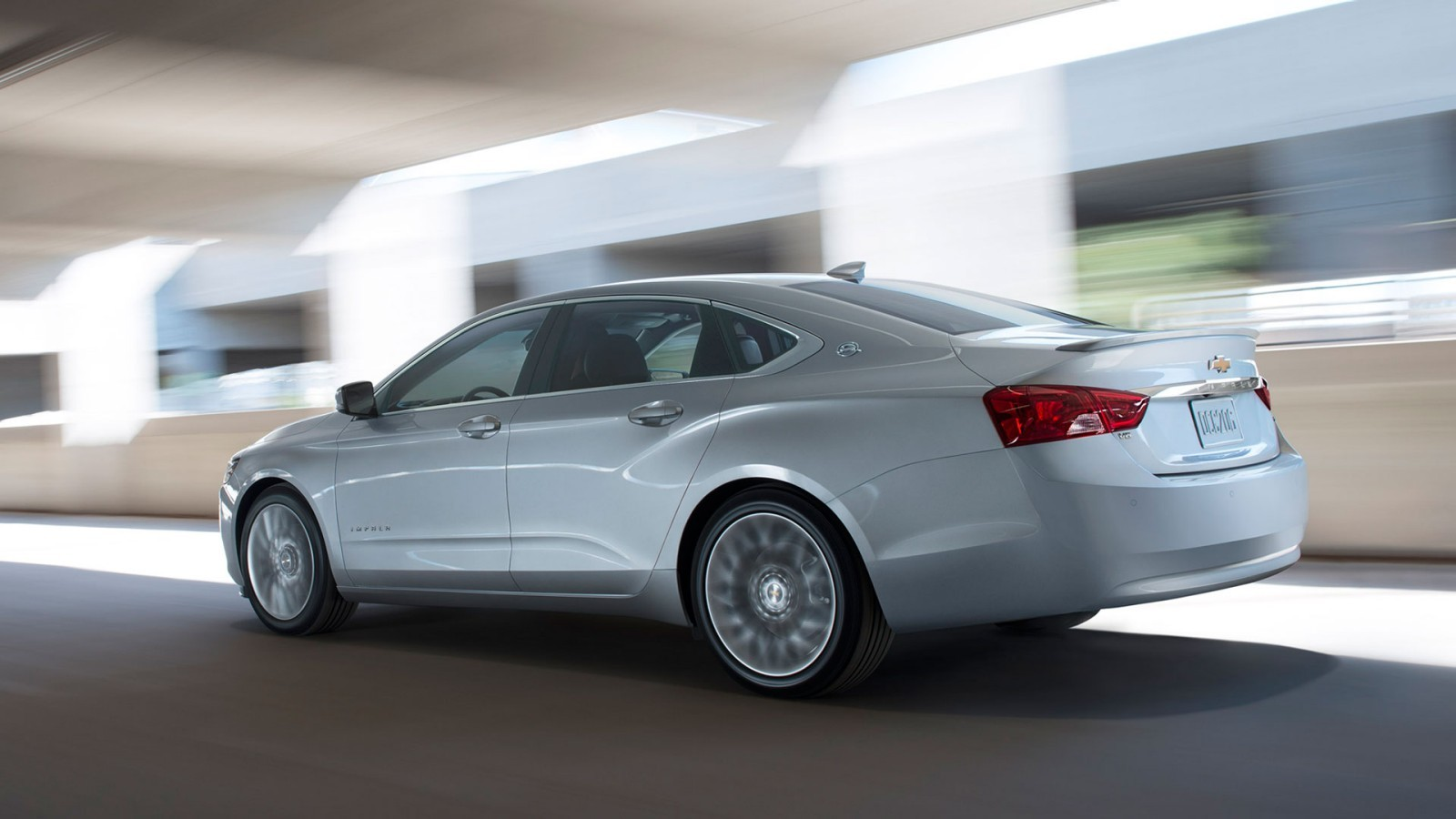 2016 Chevrolet Impala near Everett at Chuck Olson Chevrolet