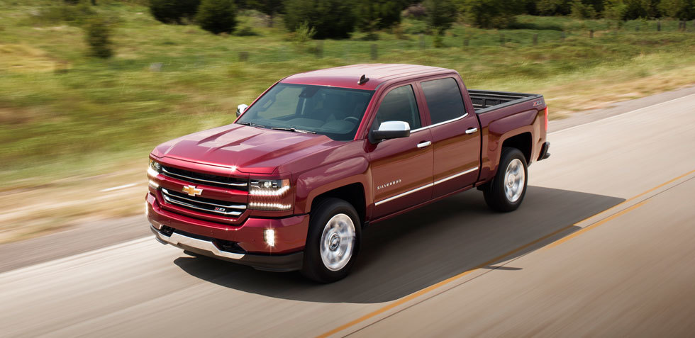 2016 Chevrolet Silverado 1500 near Everett at Chuck Olson Chevrolet