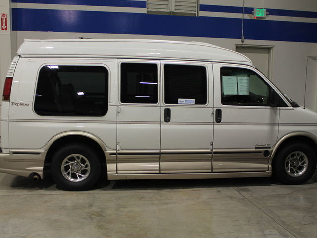 GMC Wheelchair Vans for Sale by Owner in Tacoma at Absolute Mobility Center