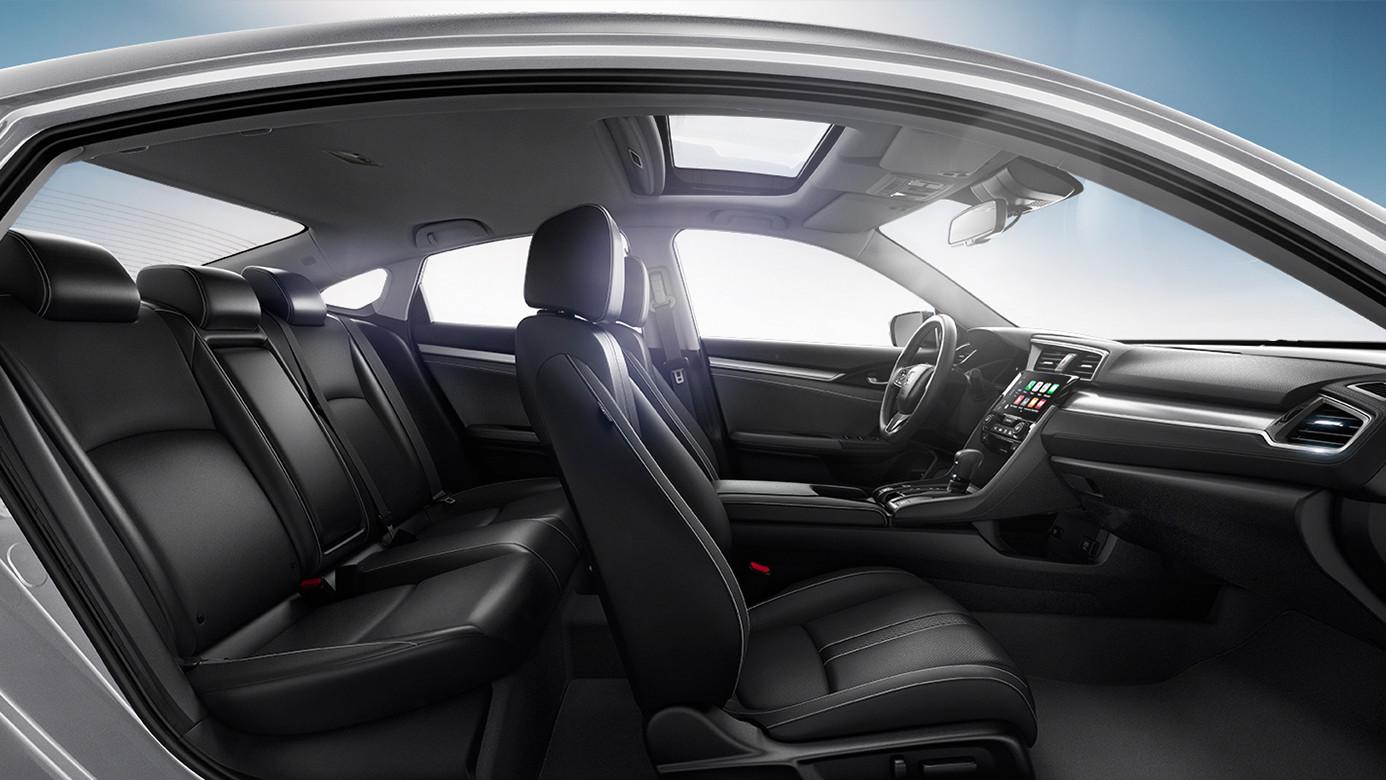 2016 Honda Civic for Sale near Puyallup at Honda of Fife