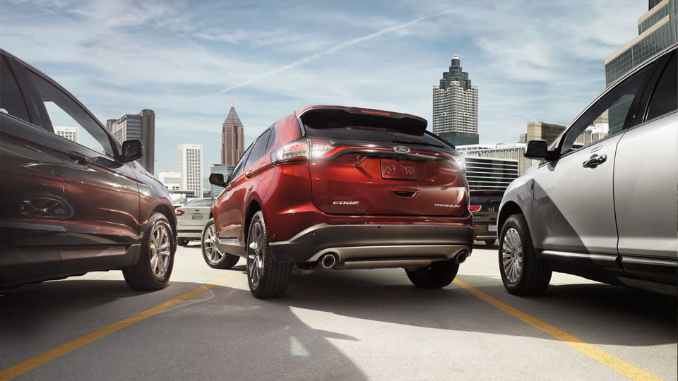 2016 Ford Edge for Sale in Ontario at Gentry Ford - Ontario