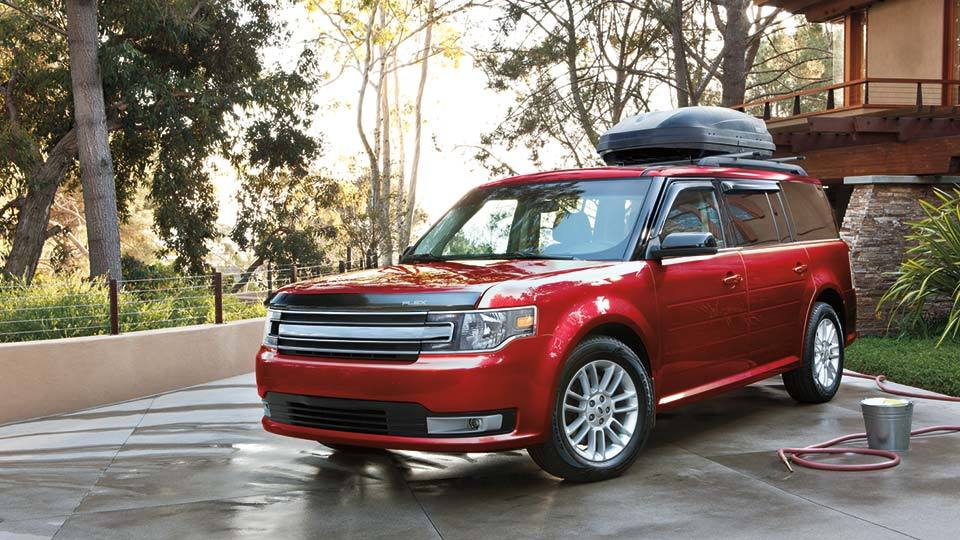 2016 Ford Flex for Sale near Fruitland at Gentry Ford - Ontario