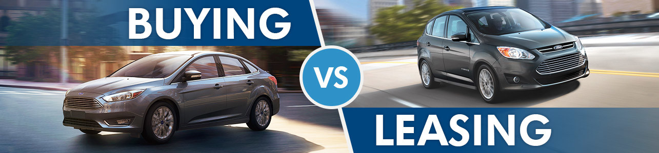 Buying vs Leasing - Courtesy Ford - Sauk City, WI