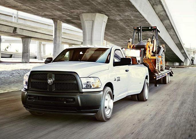 New Ram Trucks in Tacoma at Larson Chrysler Jeep Dodge Ram